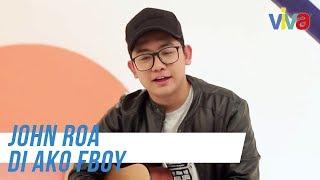 "John Roa sings ""Di Ako FBoy"""
