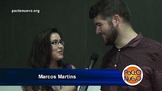 Entrevista con Marcos Martins