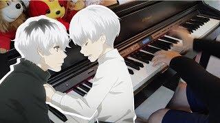 Asphyxia - Tokyo Ghoul 3: RE OP [piano]