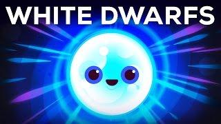 The Last Light Before Eternal Darkness – White Dwarfs & Black Dwarfs