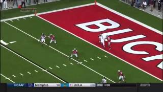 Bucky Hodges TD catch vs Ohio State 2014