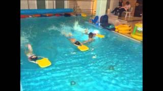 Hóvirág Klub - úszásoktatás - haladó csoport - Dobrovka János