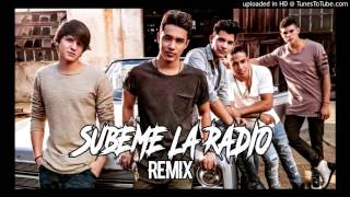Enrique Iglesias Ft Cnco - Subeme La Radio | Oficial Remix |