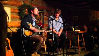 If I Go, I'm Goin - Gregory Alan Isakov & Reed Foehl Gold Hill, CO 12-23-11.MOV