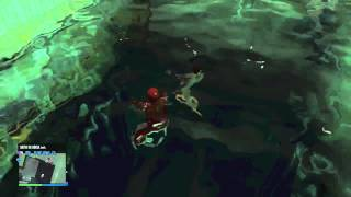 GTA 5 Online Funny Moments - Nogla Rage! (VanossGaming)