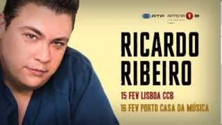 Ricardo Ribeiro - CCB e Casa da Música 2014 Teaser