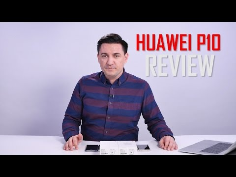 UNBOXING & REVIEW - Huawei P10