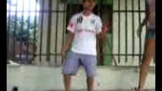 Dança Kuduro -