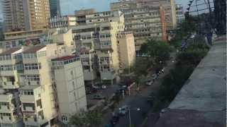 """Uma das melhores Avenidas de Luanda """" Rua António Barroso"""""""