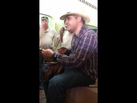 Nicaragua Trip Part 21: A.J. Fernandez Inspects Wrapper Tobacco