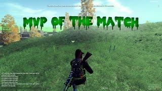 H1Z1 - MVP Of The Match #7 [Montage] Perfect