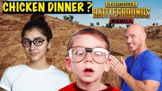 Can 12 Year Olds Help Me Get Chicken Dinner!? PUBG Mobile Funny Moments   Live Insaan