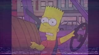 XXXTENTACION - Everybody dies in their Nightmare (simpsonwave)