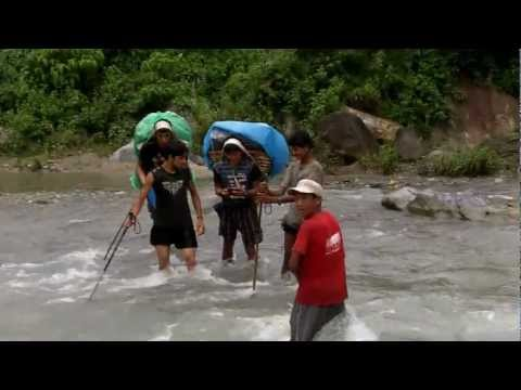 River Crossing Nepal Sean Burch CNN BBC Documentary