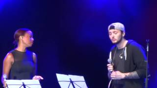 James Arthur - Say Something (A Great Big World Cover) @ Live at Sunset, Zurich 15.07.2014