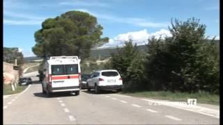 Matera -  precipita una mongolfiera. Due morti e un ferito grave