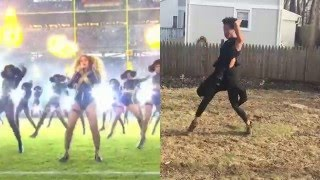 Dance Cover to Beyonce's Live Formation Halftime Superbowl Performance