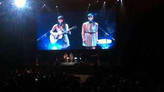 Jayesslee@CHCKL 23102011-Dare You To Move (Cover)