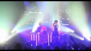 13 - Ansiedad - Darmo Feat Fyahbwoy (LIVE SALA HEINEKEN -END OF TOUR-  MADRID 2011)
