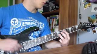 Silverstein - Sacrifice (Guitar Cover)
