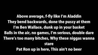 Tyga Ft Lil Wayne -- Faded Lyrics