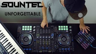 SOUNTEC - Unforgettable (LIVE MASHUP)