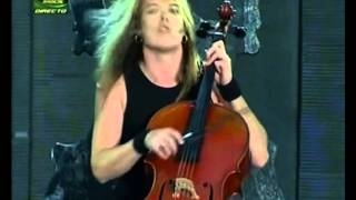 APOCALYPTICA - BEETHOVEN'S FIFTH SYMPHONY LIVE :D