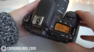 Canon EOS 77D review - a brief overview