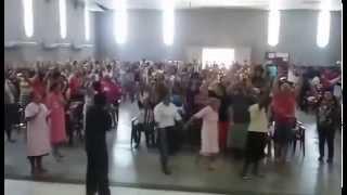 PENTECOSTE TOTAL NA IPDA  SEDE SERTORIAL DE  TERESINA DC JOSUÉ
