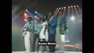 La Compagnie Creole - Santa Maria di Guadalupe
