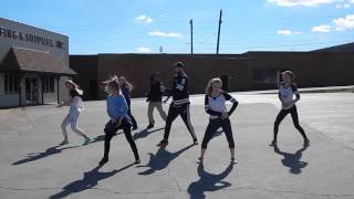 WORK - RIHANNA | Macy Kate Cover | Richmond Urban Dance Video | Choreography by Crystal Puryear