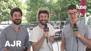 "AJR Play Fuse's ""Storytime With..."" 