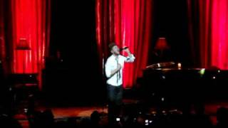 One Republic -Say (All I need) Live 11/16/08