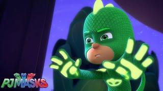 Mighty Little Gekko | Music Video | PJ Masks | Disney Junior