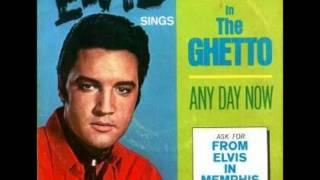 Elvis Presley - In the Ghetto (HQ audio)