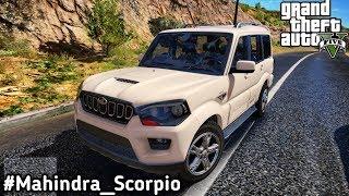 Mahindra Scorpio in GTA 5