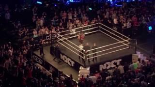 4/1/2017 WWE NXT Takeover Orlando (Orlando, FL) - Ember Moon Entrance
