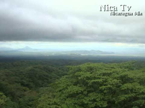 NICARAGUA MIA (LA RUTA ECOLOGICA) EL CRUCERO CARRETERA SUR