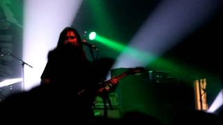 Ryan Knight - The Black Dahlia Murder - I Will Return Solo - Live Paris - 24.02.2013