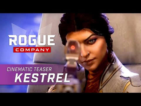 WTFF::: Rogue Company\'s New Rogue Kestrel Introduced With a Cinematic Trailer