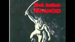 Drumless Paranoid by Black Sabbath