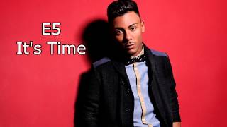 Marcus Collins' vocal range on Marcus Collins (D3-G♯5) 2½ octaves