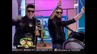 Gipsy Casual - Gas Gas Gas (Live at Neatza cu Razvan si Dani)