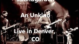 Soundgarden - An Unkind - Denver, CO 11-7-96 - Part 8/21