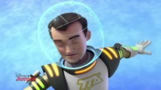Miles în spațiu – Eroi de Vacanță. Doar la Disney Junior!
