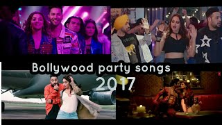 TOP 10 BOLLYWOOD PARTY SONGS 2017(HIT COLLECTION) LATEST |HINDI | INDIAN SONGS