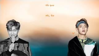 [Han/Rom/Romanian Subs] RM & V - 네시 (4 O'CLOCK)