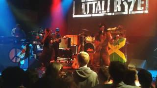 Nattali Rize - Rebel Frequency live @ LMB 2017