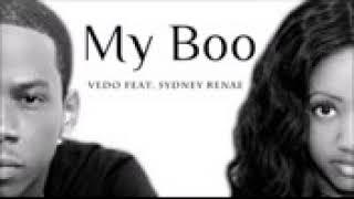 My boo- vedo feat.(Sidney renae)