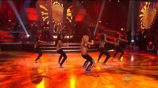Shakira   Loca Live @ Dancing With The Stars 19 10 2010